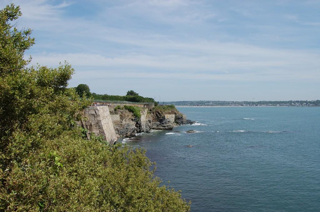 Best US Cities: Newport Cliff Walk