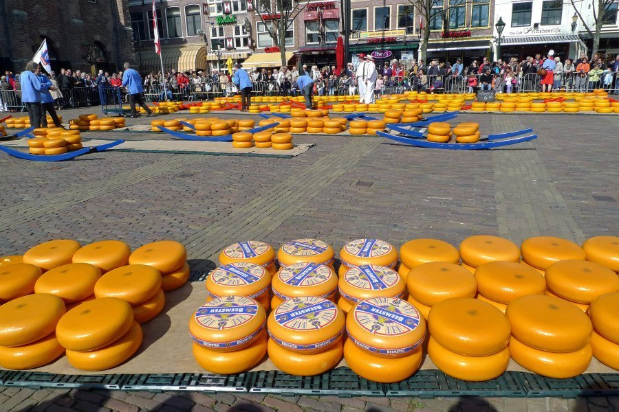 Cultural Close-up: Heaven for Cheese Lovers in Holland