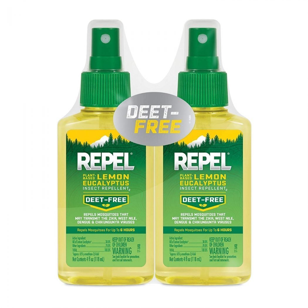 Deet free bug repellant - repel - -Our favourite travel accessories