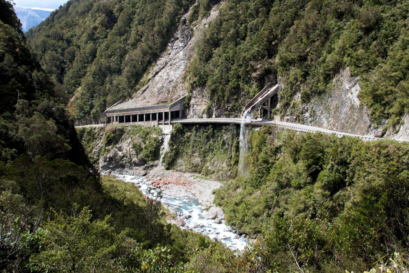 Things to do in New Zealand include Arthurs Pass