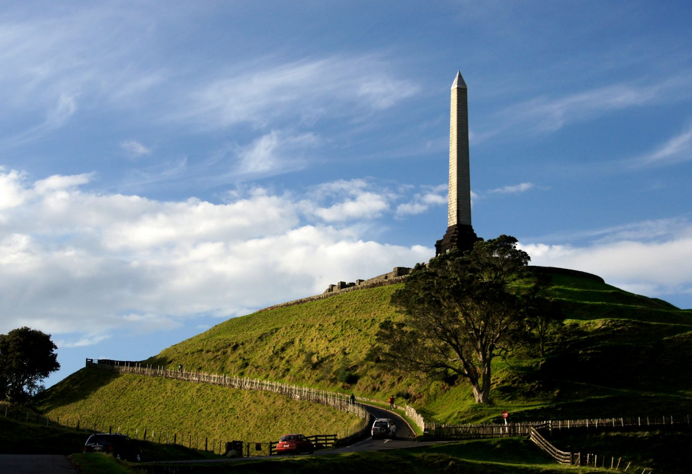 Things to see in New Zealand: One Tree Hill in Auckland