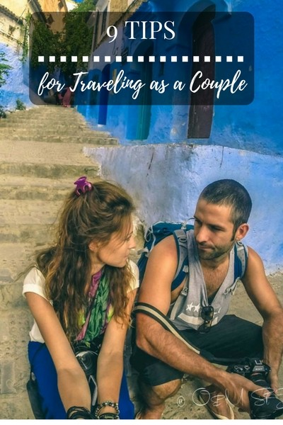9 tips for traveling as a couple