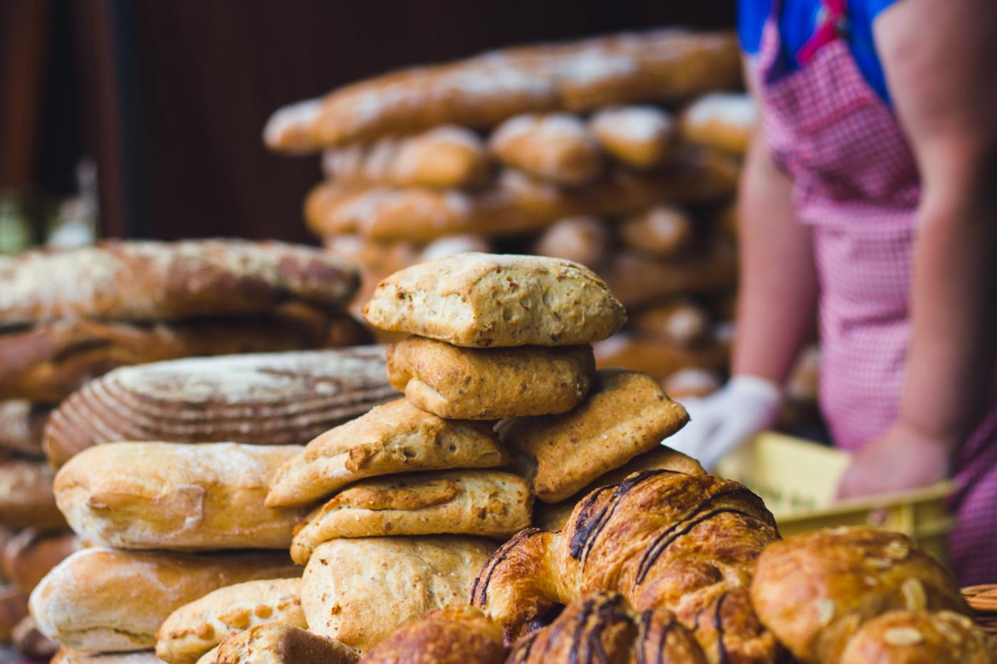 Prague Farmer's Market. Photo by Anthony Roderman via Flickr CC
