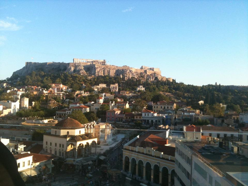 A for Athens View, Athens