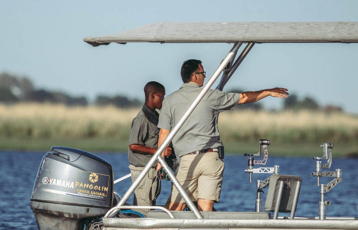 Chobe National Park Safari with