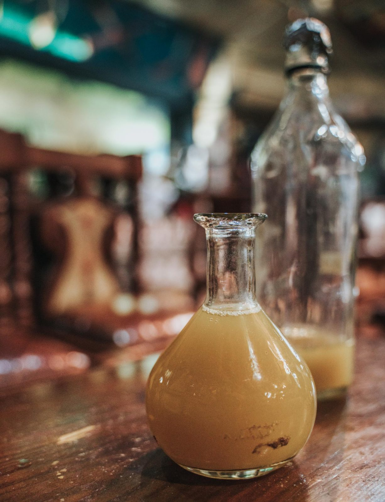 Ethiopian Cultural food, Tej, a honey wine