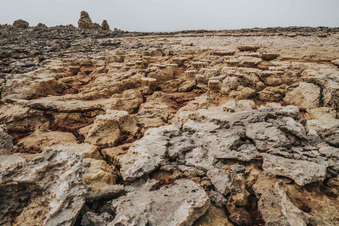 Day trip to the Danakil Depression, Northern Ethiopia