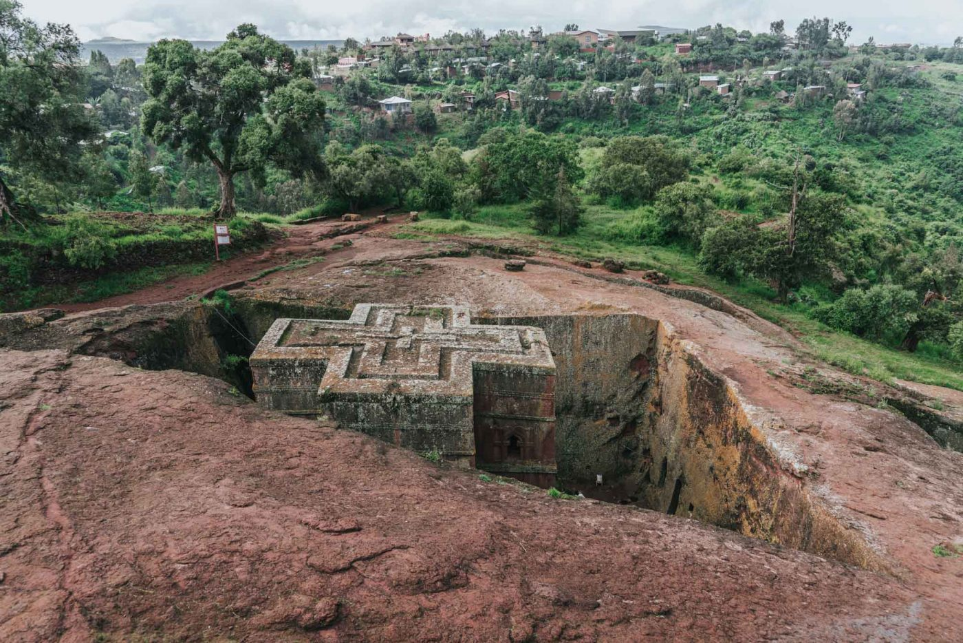 Church of Saint George, Lalibela, Northern Ethiopia