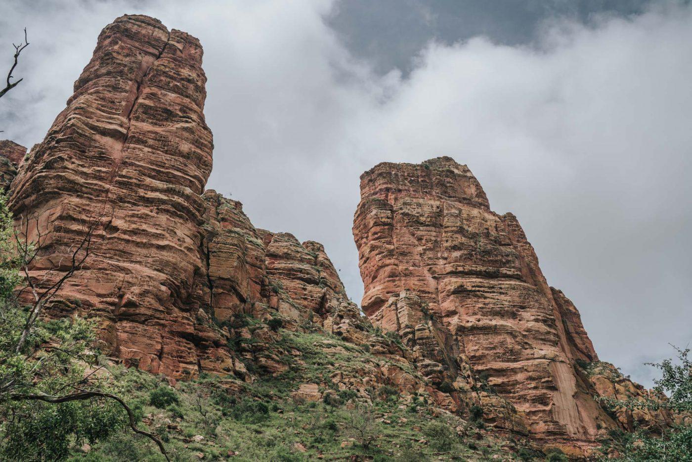 Gheralta Mountains, Tigray Region, Northern Ethiopia
