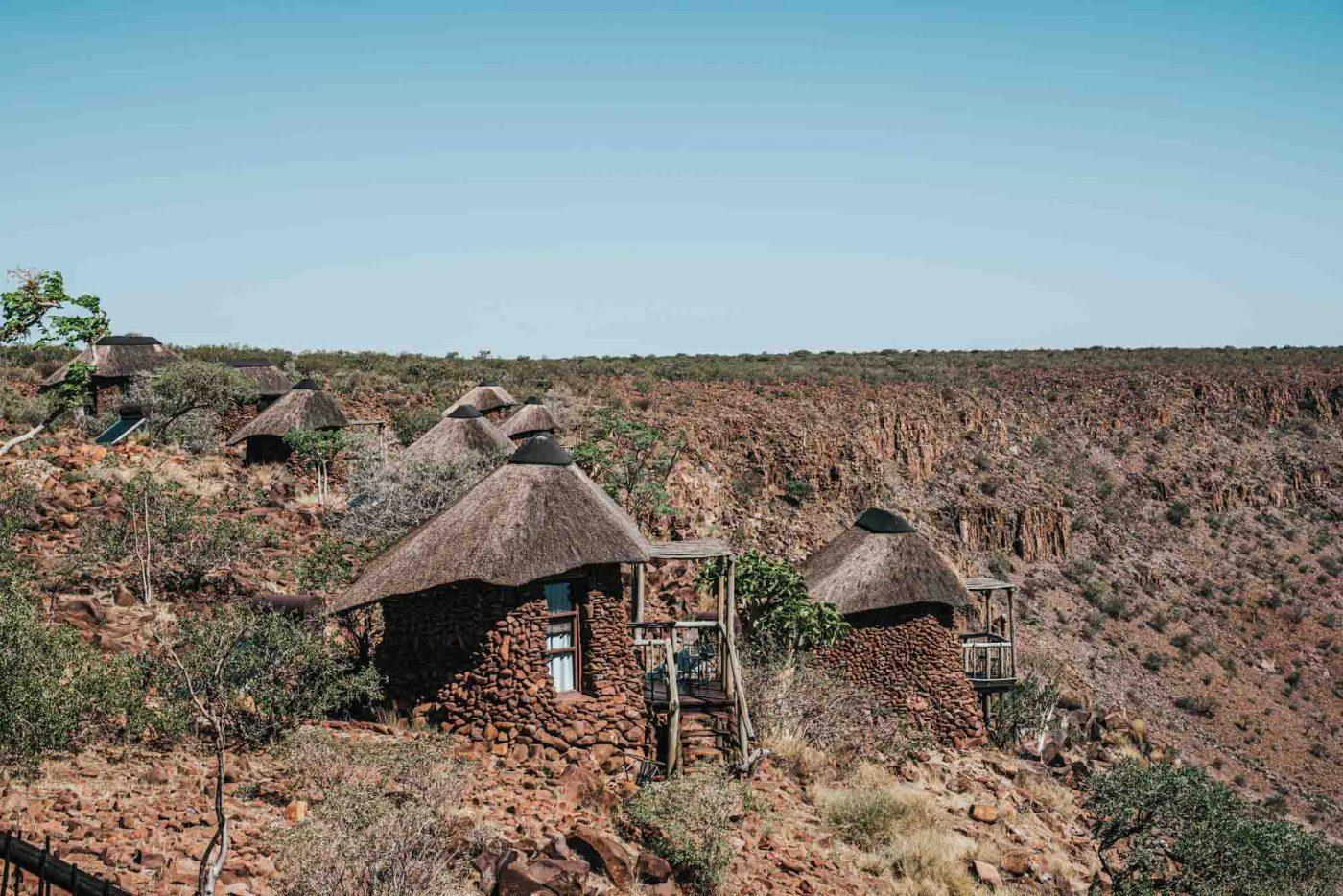 Grootberg Lodge, Palmwag