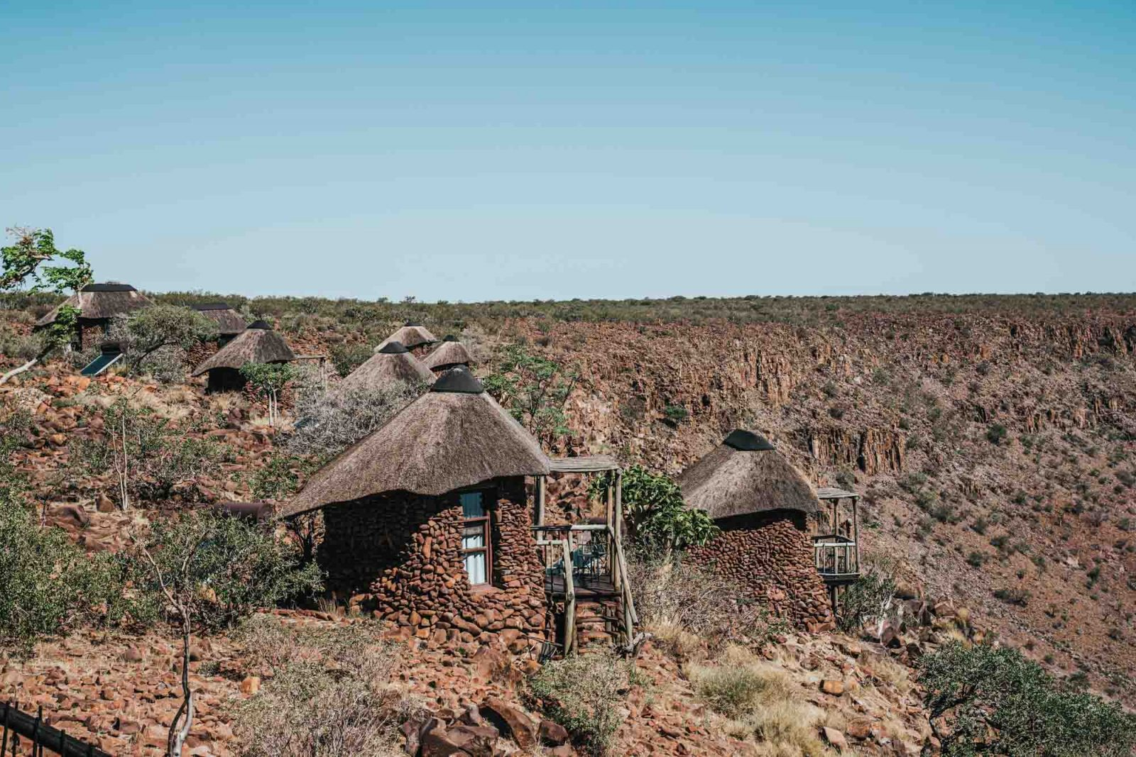 Grootberg Lodge, Palmwag, traveling to Namibia