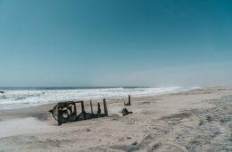 Winston Shipwreck, Skeleton Coast, Namibia