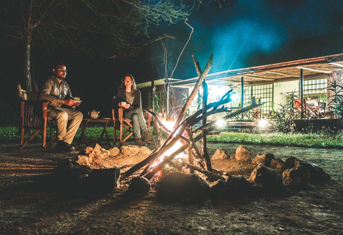 Serengeti Safari camps