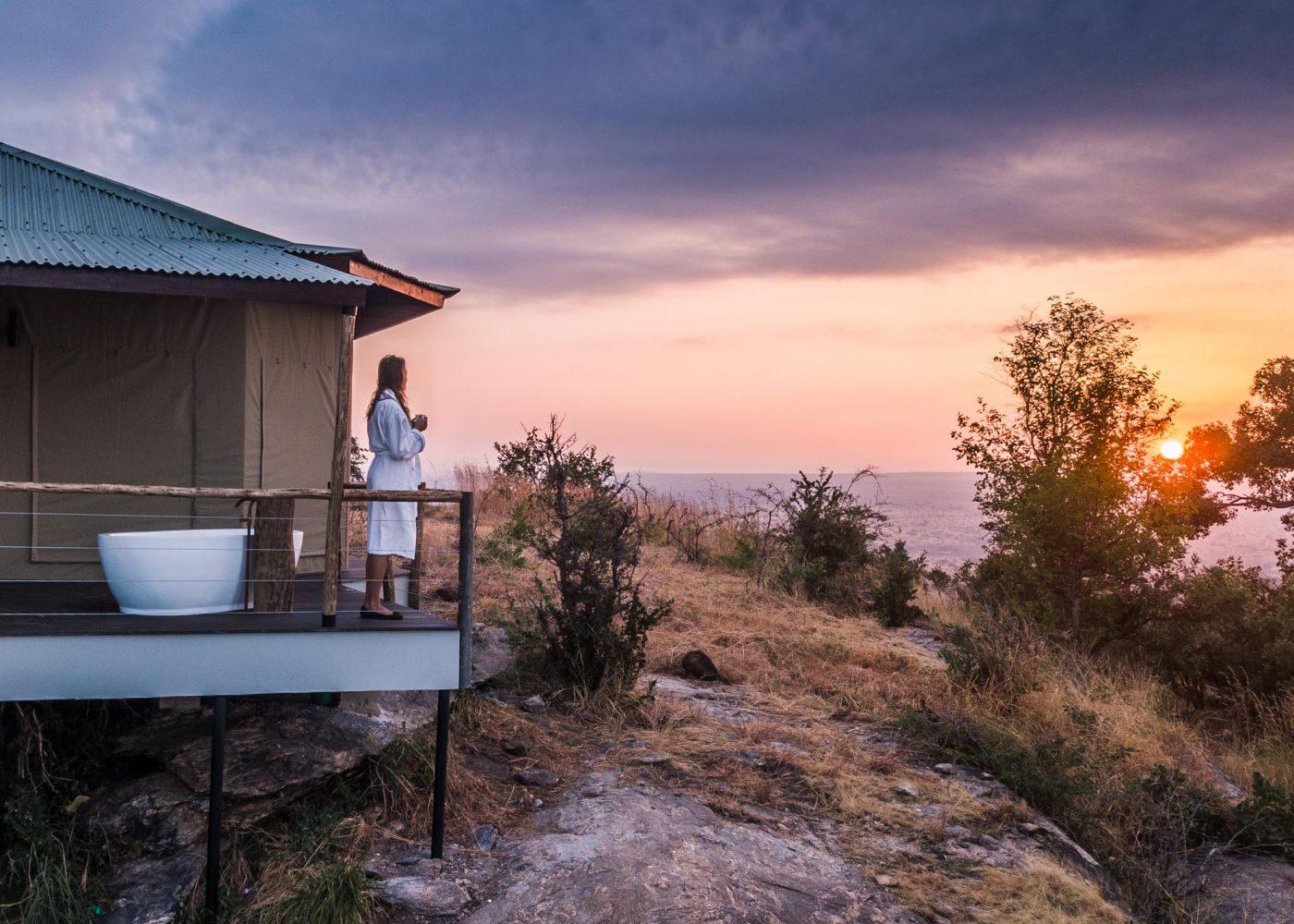 Serengeti Safari sunrise
