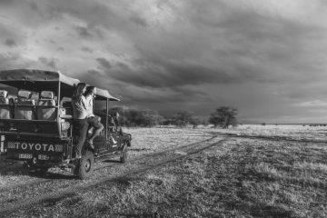 Safari in Tanzania with andBeyond