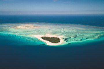 Scuba Diving at the Mnemba Island in Zanzibar