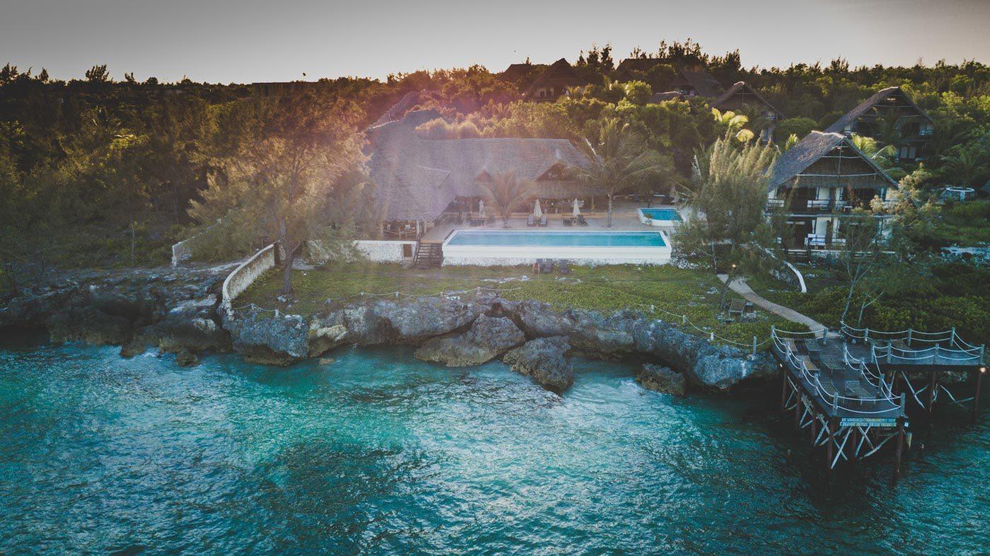 Sunshine Marine Lodge, Zanzibar