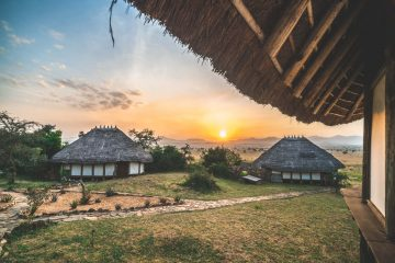 Apoka Safari Lodge - Eco-luxury in Kidepo National Park in Uganda