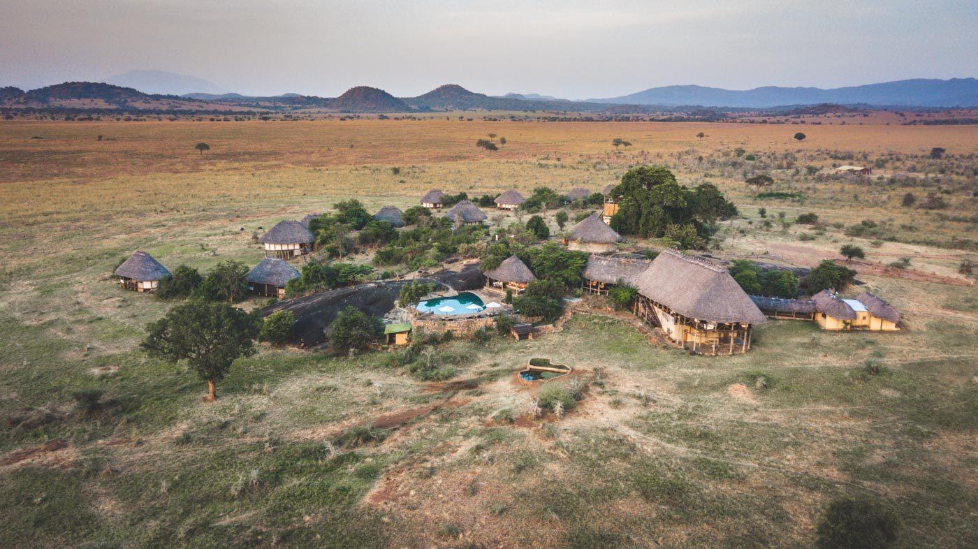 Apoka Safari Lodge, Kidepo National Park
