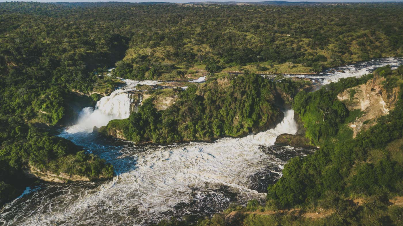 Murchison Falls, Murchison Falls National Park, Western Uganda