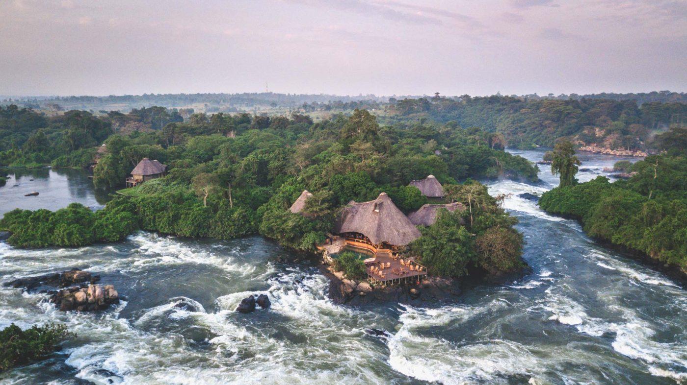 Wildwaters Lodge, Uganda