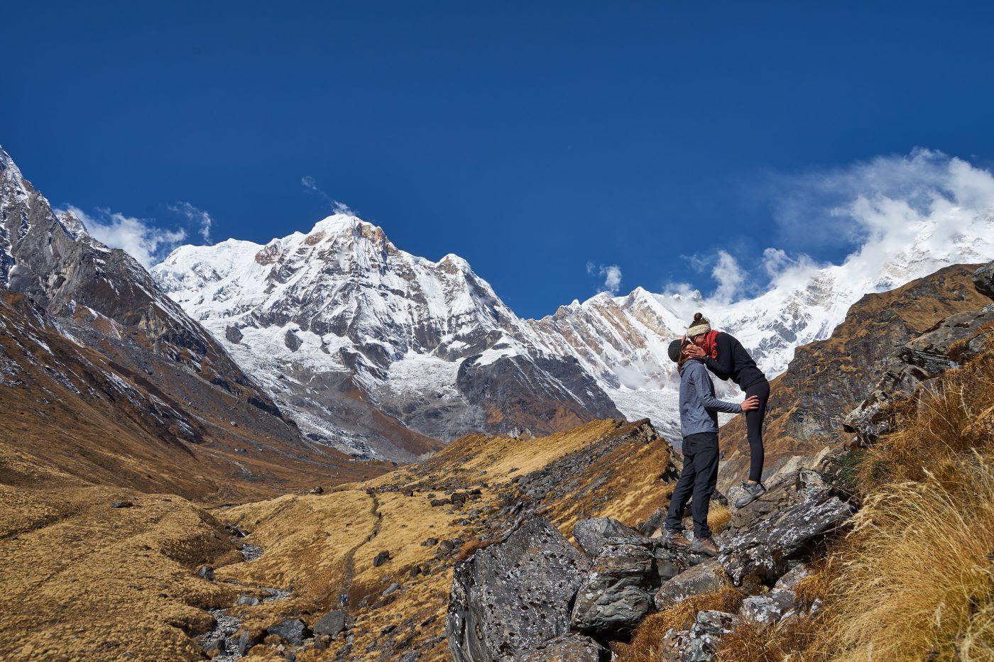 Minimalism: Annapurna