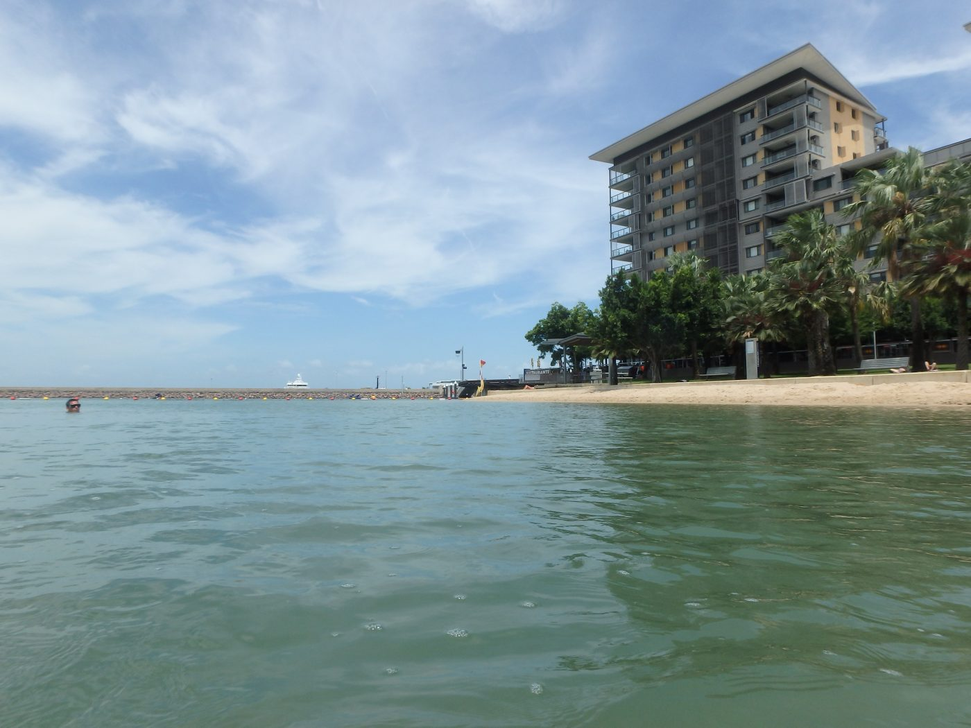 What to do in Darwin: Waterfront apartments