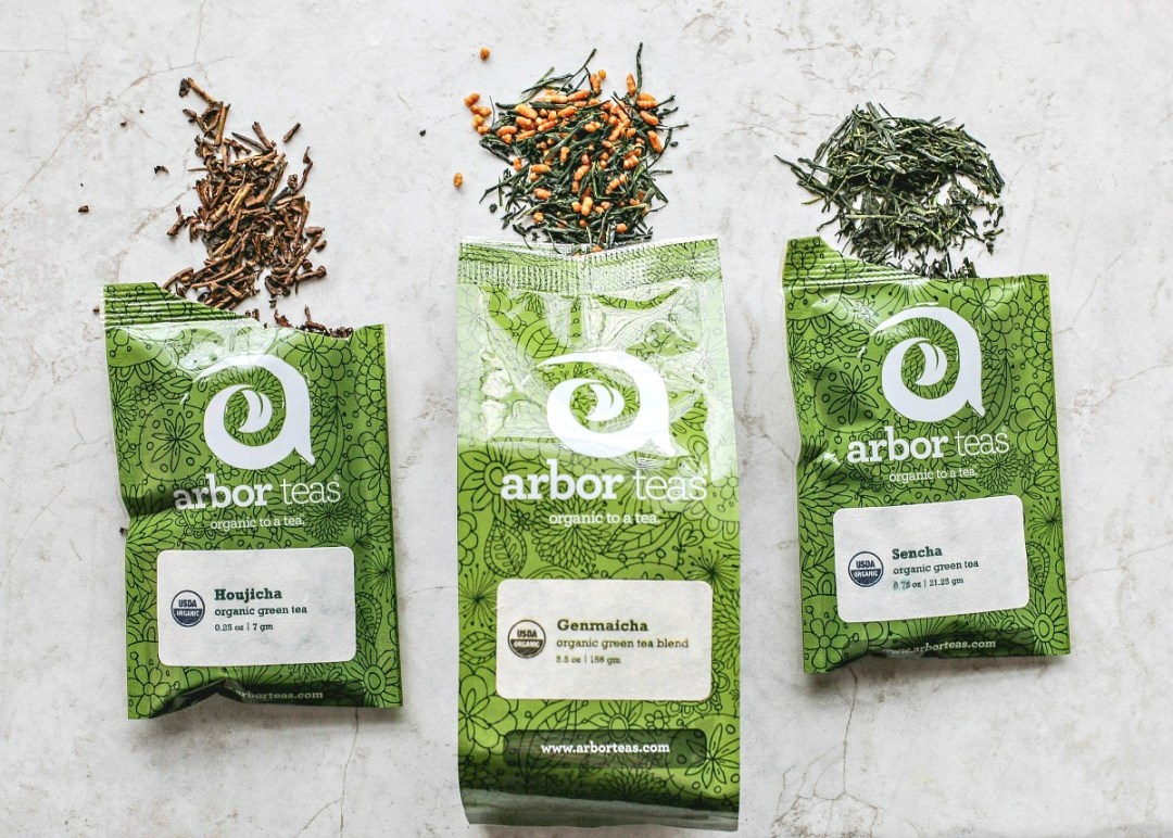 Best organic tea brands: Arbor Teas