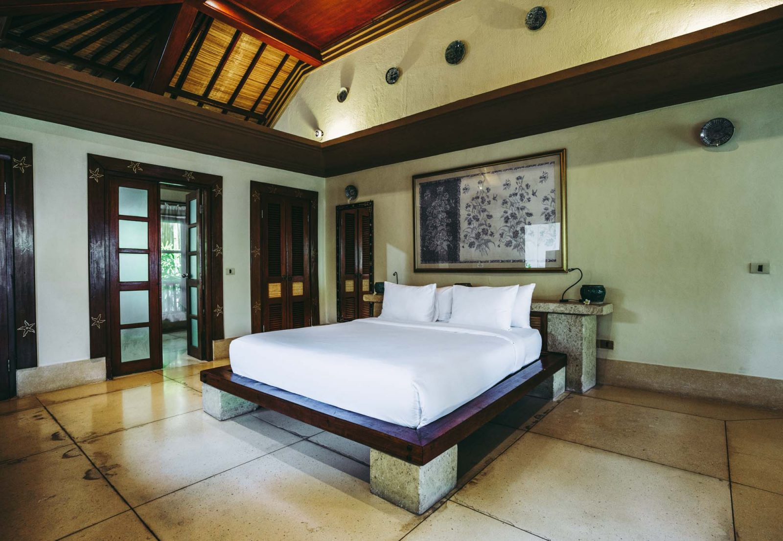 Room at Villa Almarik, Gili Trawangan