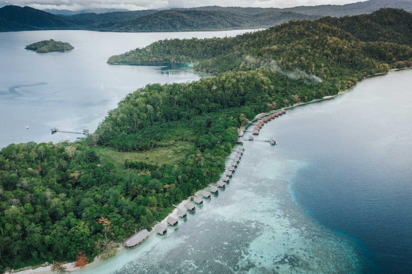 Papua Paradise Eco Resort, Raja Ampat, Indonesia