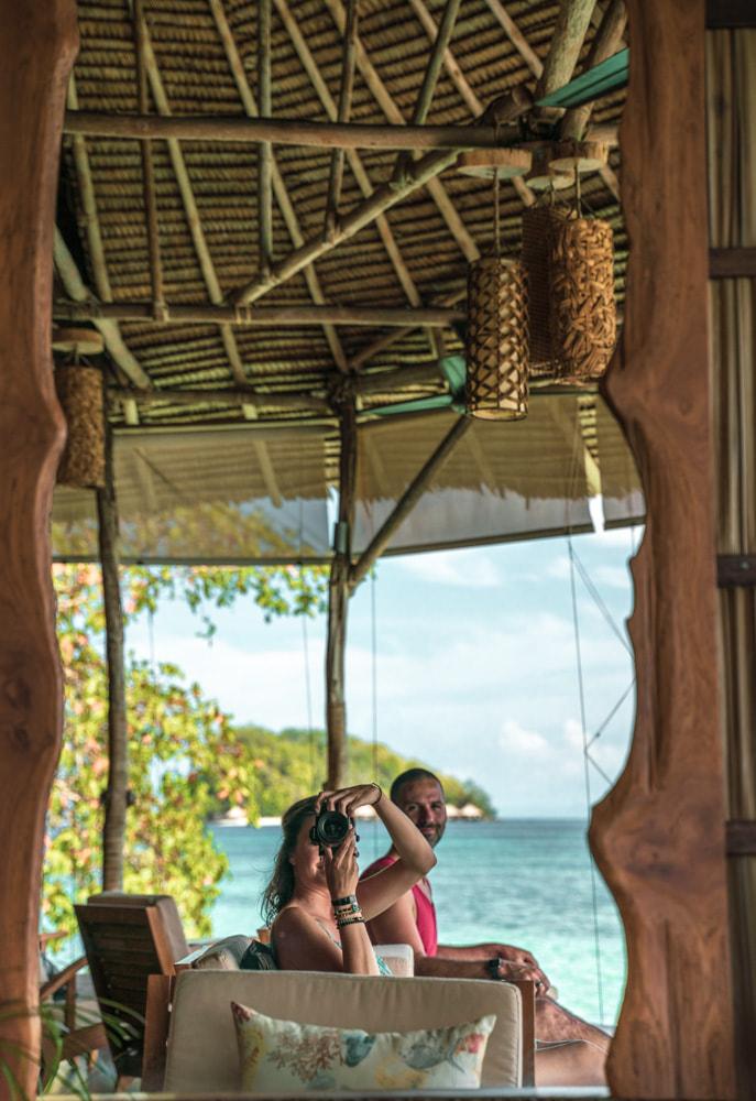 Spa at Papua Paradise Eco Resort, Raja Ampat