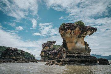 Visiting Bako National Park in Sarawak, Malaysia