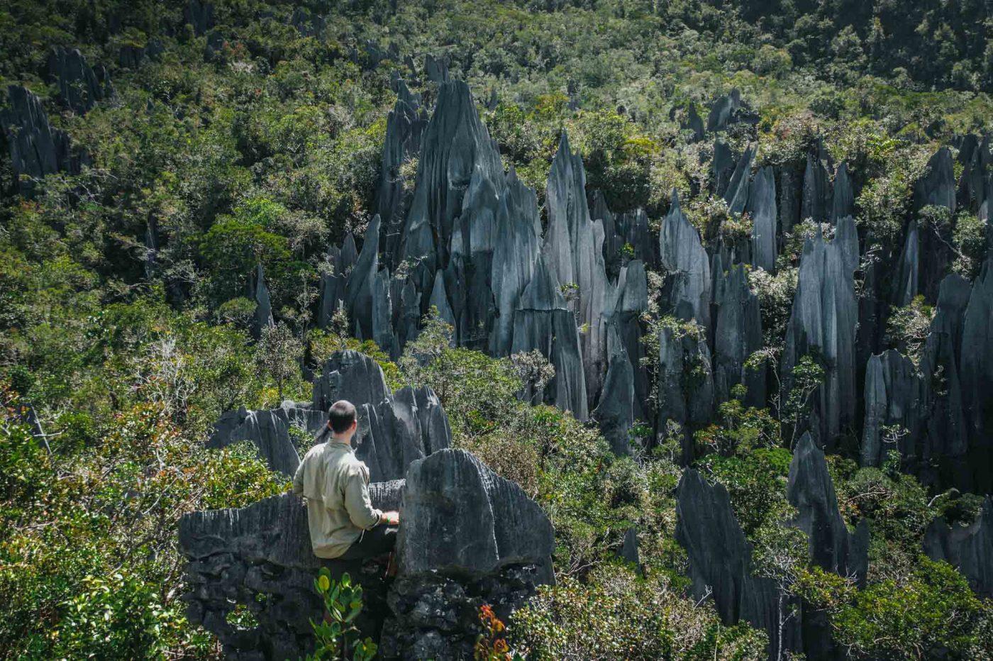 Exploring Mulu Caves in Sarawak Malaysia