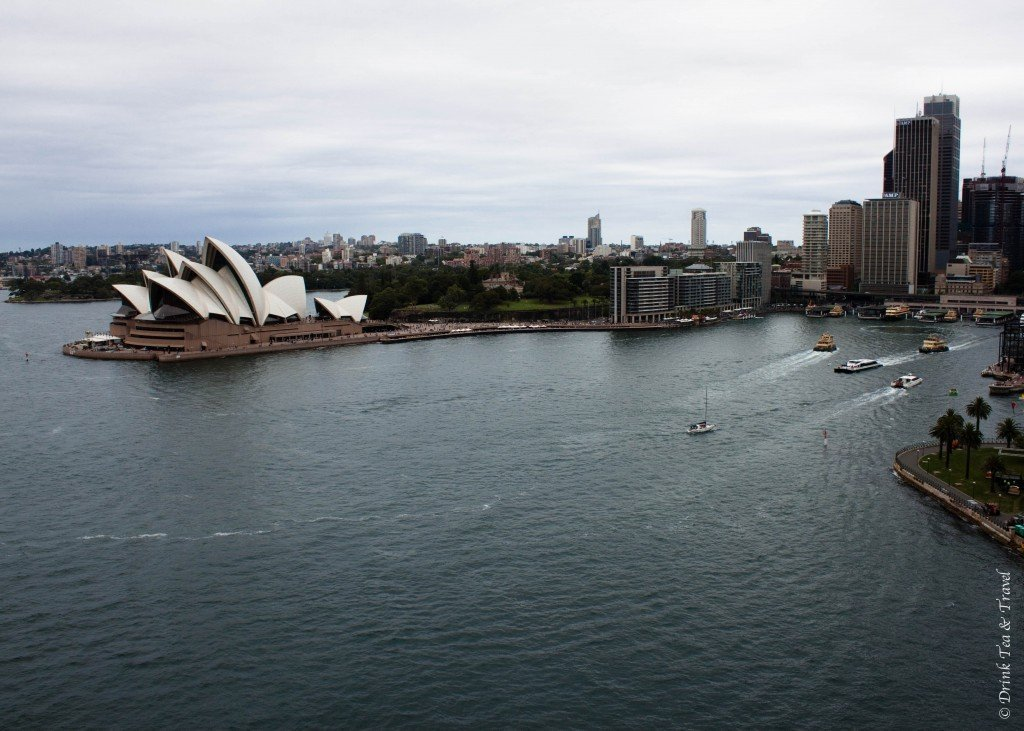 Sydney included on the best place to live in Australia