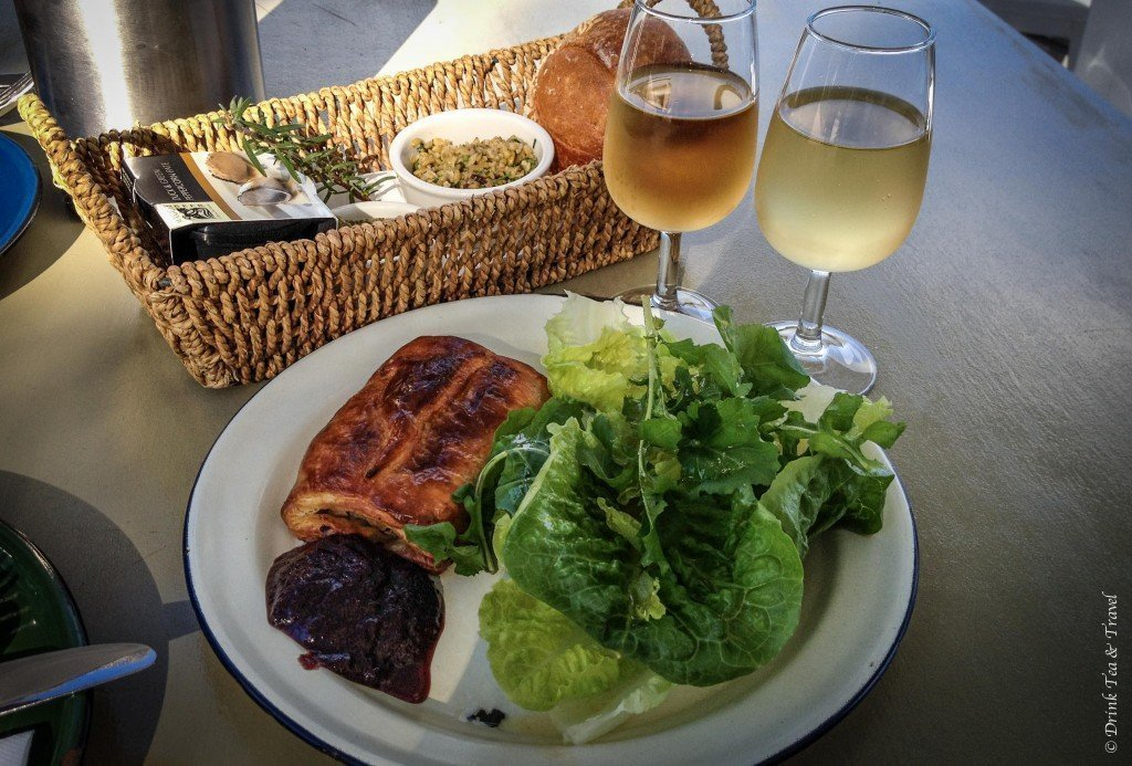Picnic Fare at Maggie Beer's Farm Shop, Barossa Valley