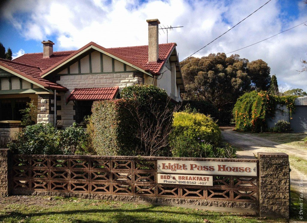 Light Pass House B&B, Barossa Valley, South Australia