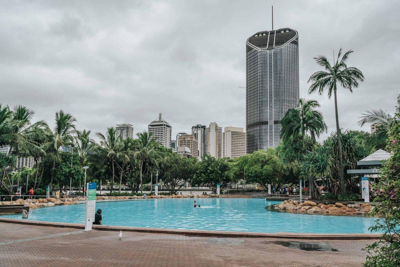Streets Beach, Southbank Parklands, Brisbane