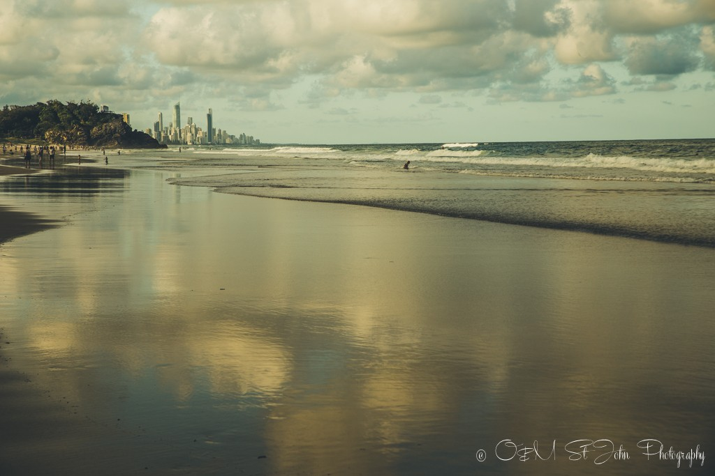 Things to do in Brisbane: Burleigh Heads Beach, Gold Coast, QLD