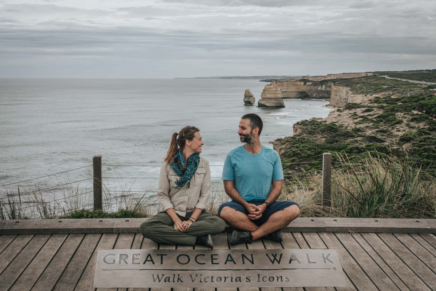 Australia Great Ocean Road walk O&M-05260