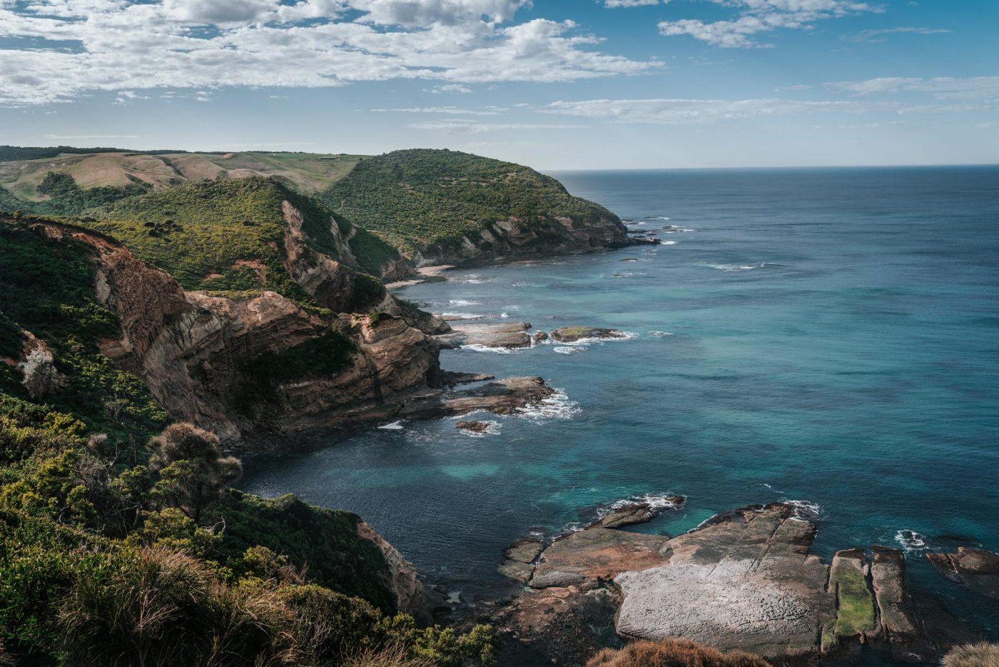 Gables Lookout, Great Ocean Road Walk