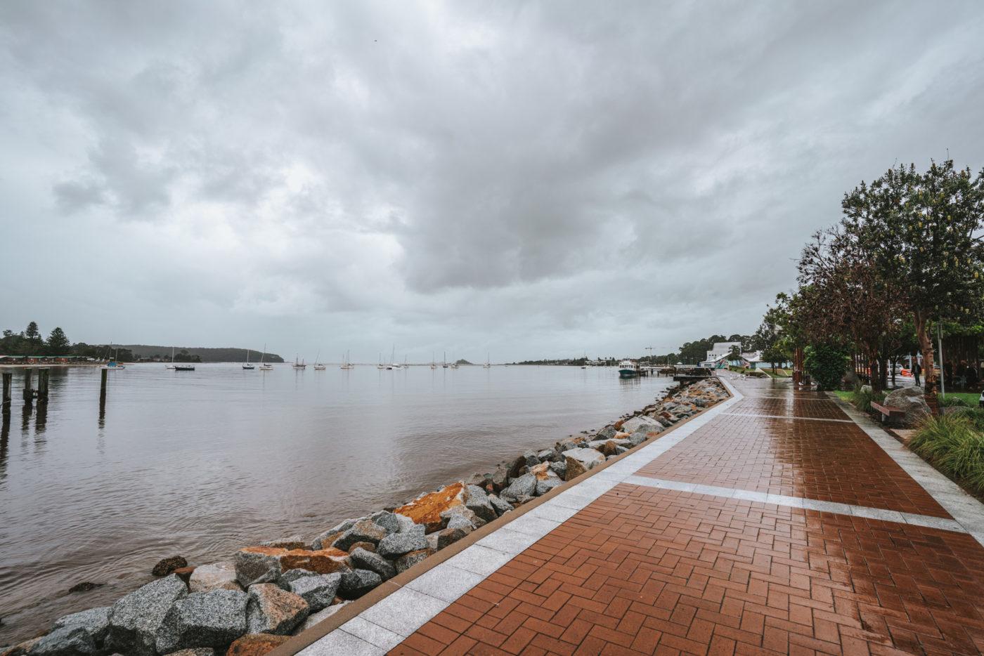 Bateman's Bay, Eurobodalla, NSW, Sydney to Melbourne drive