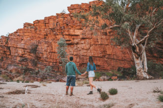 Guide to Visiting the East & West MacDonnell Ranges