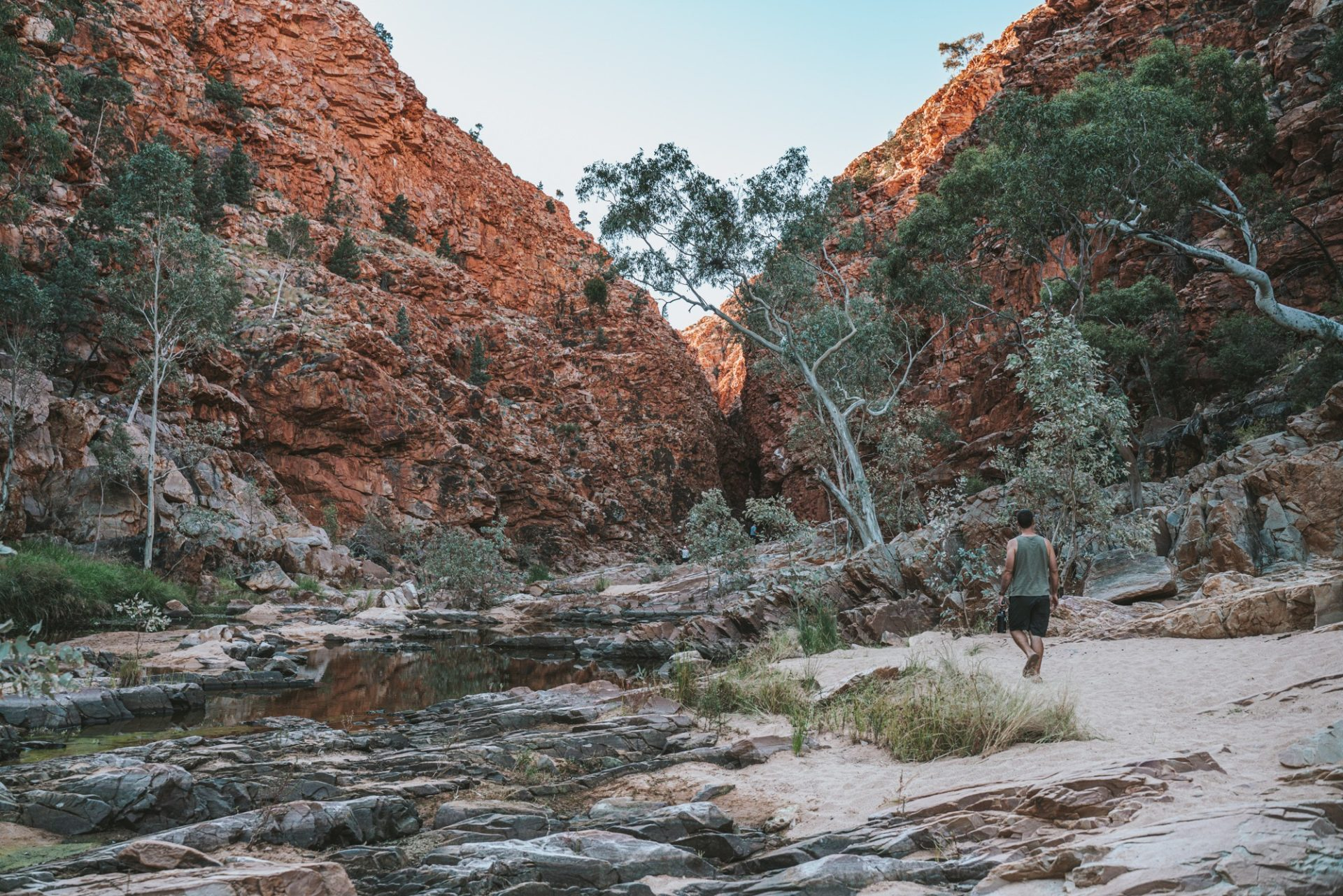 Red Bank Gorge, West MacDonnell ranges