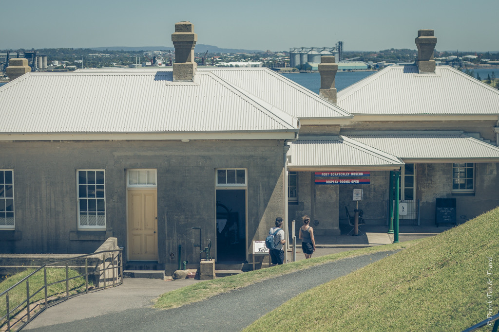 Things to do in Newcastle NSW: Museum rooms inside the fort, Things to do in Newcastle NSW