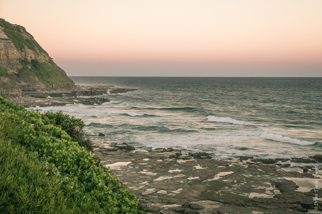 Things to do in Newcastle NSW: View from Memorial Drive in Newcastle, NSW