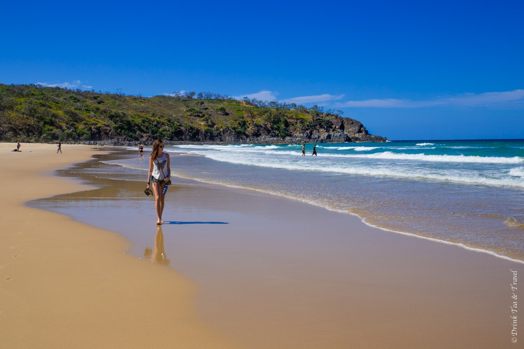 Australia travel tips: Alexandria Bay Beach, Noosa National Park