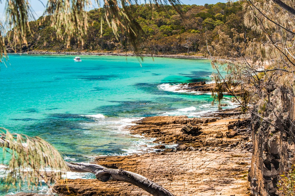 Trip to Australia cost: Tee Tree Bay, Noosa National Park