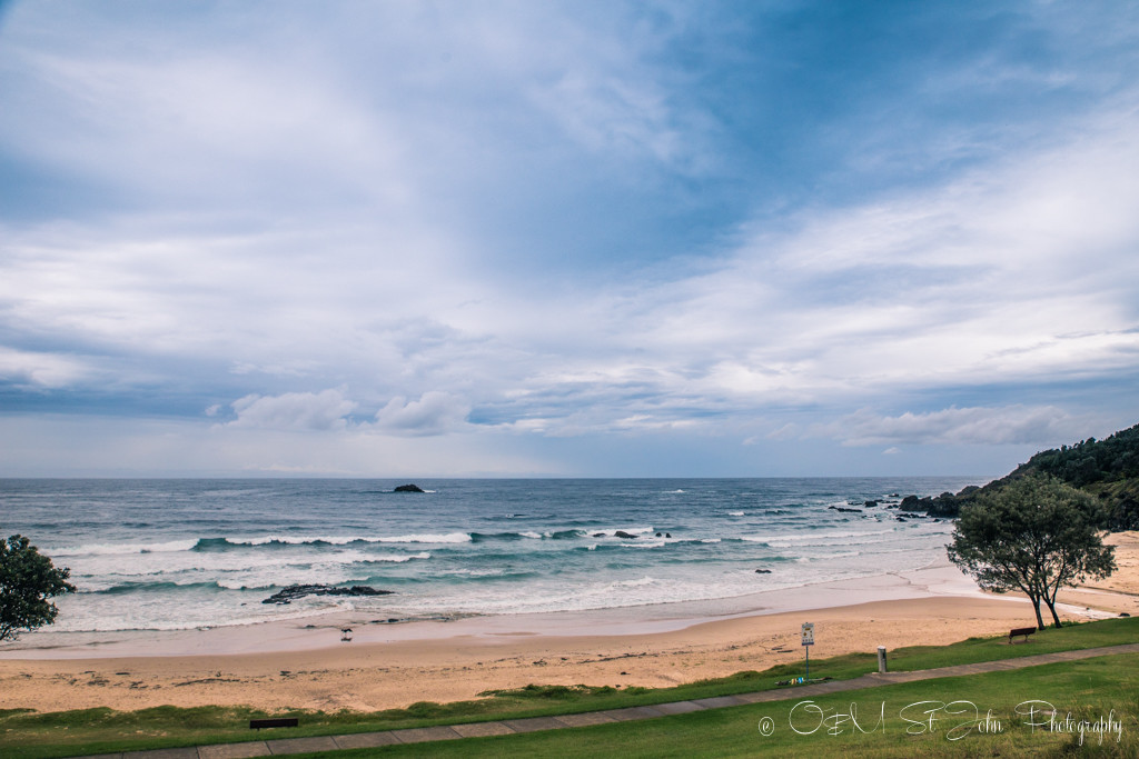 Oxley Beach, Port Macquarie, NSW