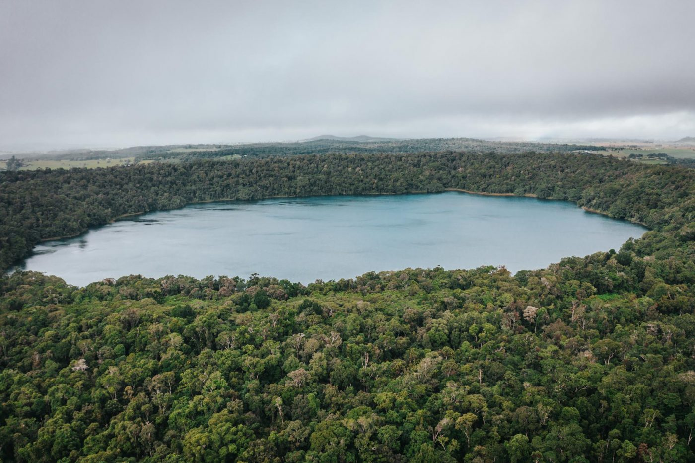 Lake Barrine, Atherton Tablelands, Cairns
