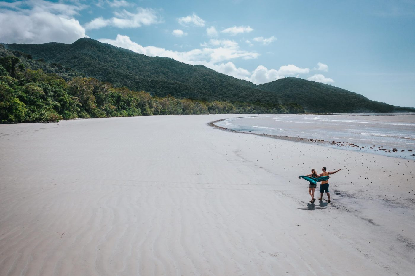 Cape Tribulation Beach, Daintree National Park